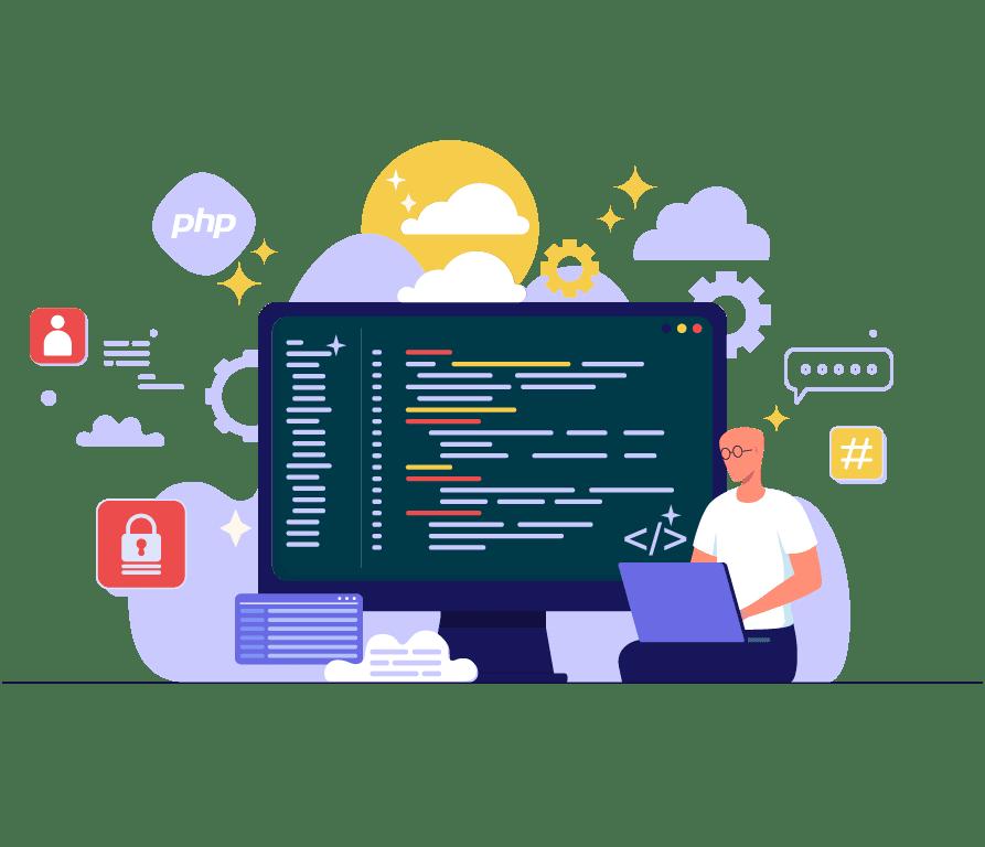 Développement application web