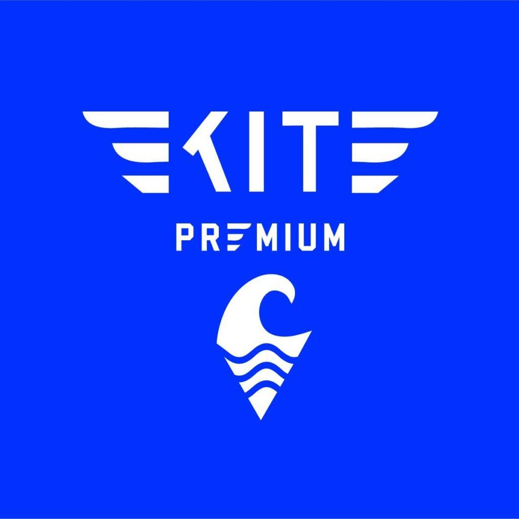 Logo kite premium