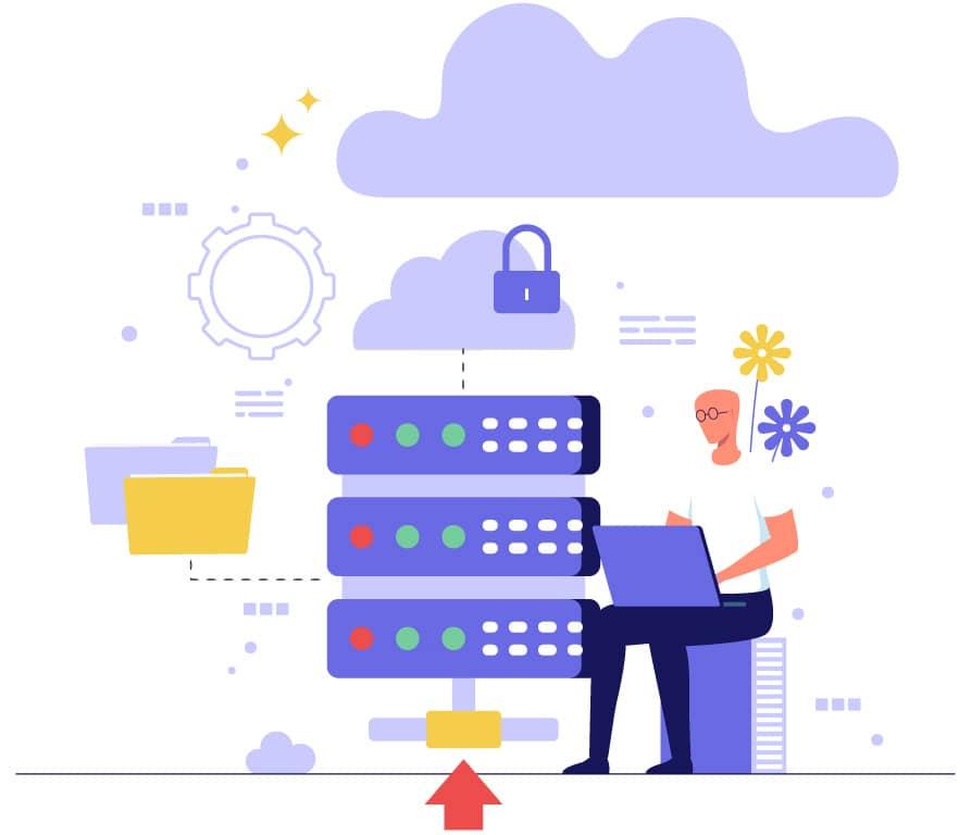 Hébergement web et cloud ticme