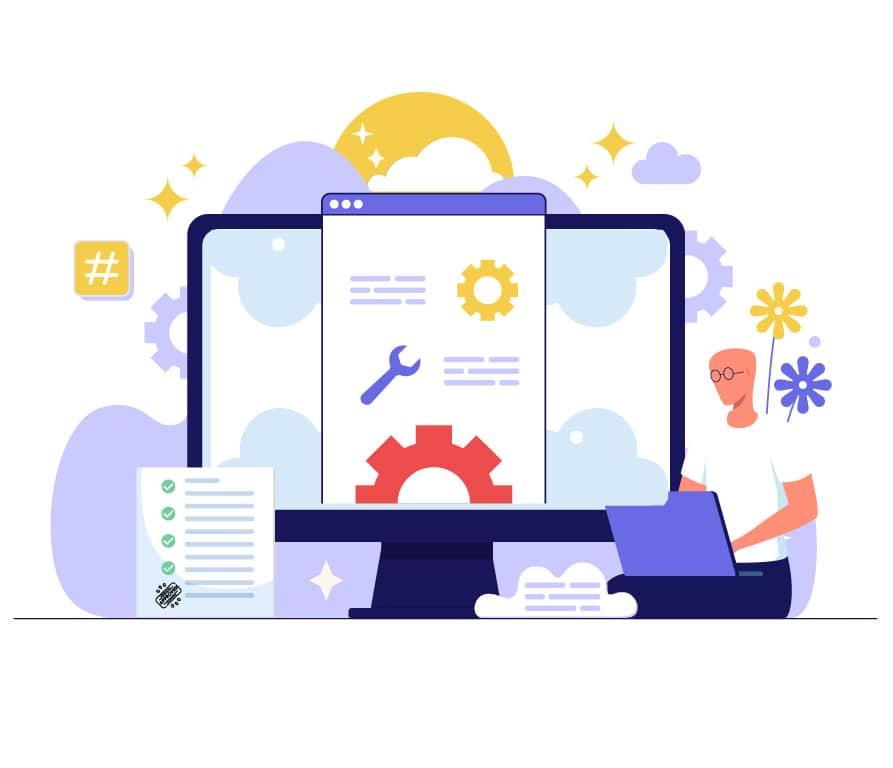 Maintenance site web et serveur